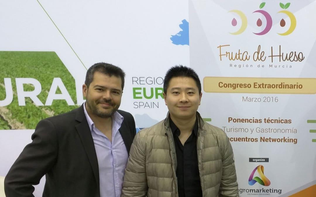El nuevo mercado chino será una de las temáticas estrella del Congreso de Fruta de Hueso de la Región de Murcia