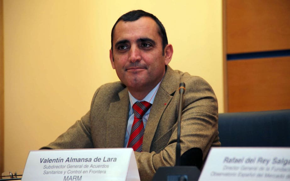 Valentín Almansa impartirá una ponencia magistral sobre la aplicación de los fitosanitarios en los frutales de hueso