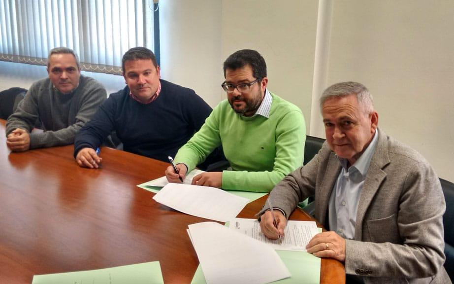 La Universidad Miguel Hernández y Agromarketing firman un convenio para innovar en el sector agrícola