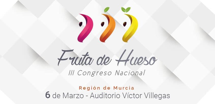 Todo listo para el III Congreso Nacional de Fruta de Hueso organizado por Agromarketing