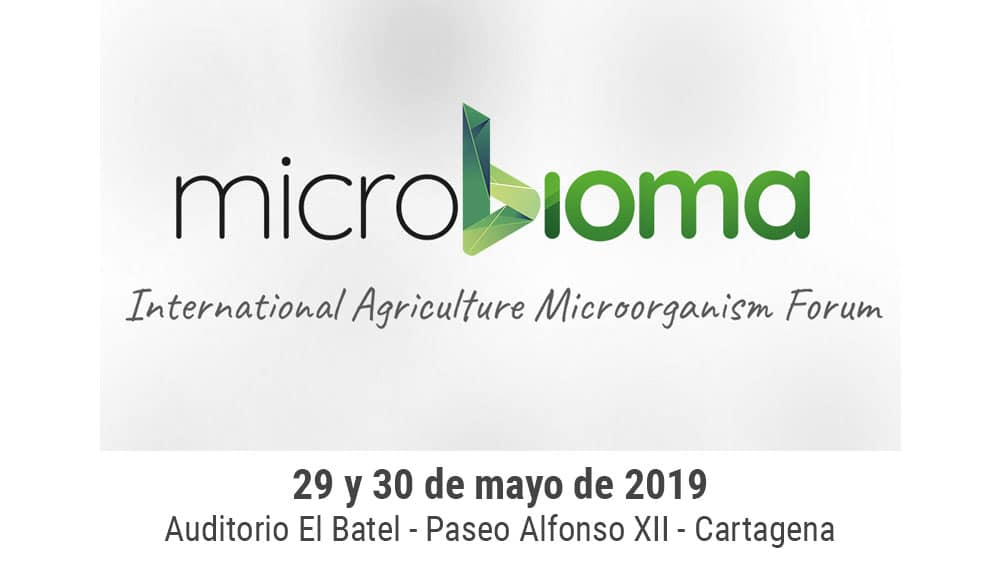 Próxima cita del sector agro: I Foro Microbioma