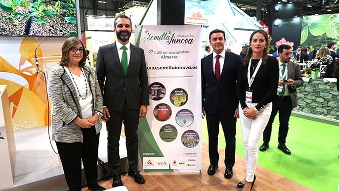 Agromarketing y ANOVE presentan Semilla Innova en Fruit Attraction